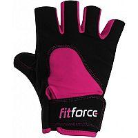 Fitforce K8 - Dámské fitness rukavice