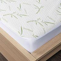 4Home Bamboo voděodolný chránič matrace s lemem, 200 x 200 cm