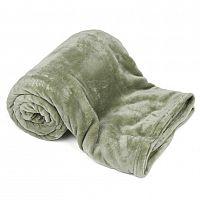 4Home Deka Soft Dreams olivově zelená,150 x 200 cm
