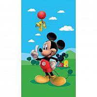 AG ART Dětský závěs Mickey Mouse, 140 x 245 cm