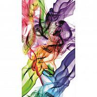 AG ART Zatemňovací závěs Abstract, 140 x 245 cm