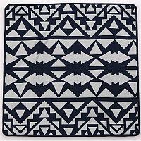 Altom Povlak na polštářek černošedý, 40 x 40 cm