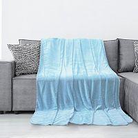 AmeliaHome Deka Tyler světle modrá, 150 x 200 cm
