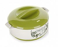 Banquet Termohrnec 3,5L Olives s poklicí, 3,5 l