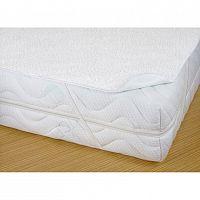 Bellatex chránič matrace s PVC zátěrem, nepropustný, 200 x 200 cm