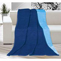 Bellatex Deka Kira modrá/světle modrá, 150 x 200 cm