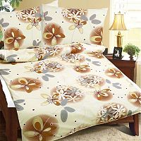 Bellatex Povlečení bavlna Léto, 240 x 220 cm, 2 ks 70 x 90 cm