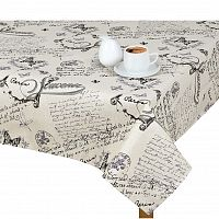 BELLATEX Ubrus DANA Dopis, 100 x 100 cm