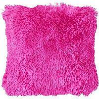 Domarex Povlak na polštář Muss tmavě růžová, 40 x 40 cm