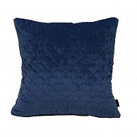 Domarex Povlak na polštářek Elite Velvet modrá, 45 x 45 cm