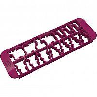 DR. OETKER Multi Vykrajovátko na 20 ks, fialová