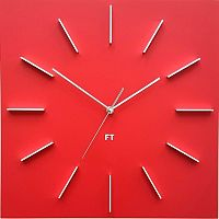 Future Time FT1010RD Square red Designové