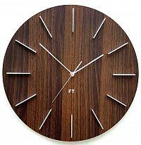 Future Time FT2010WE Round dark natural brown