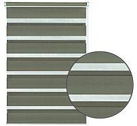 Gardinia Roleta easyfix dvojitá mocca, 75 x 150 cm