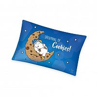 Herding Hřejivý polštářek Pummel Einhorn Dream of Cookies!, 20 x 30 cm