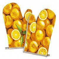 Jahu Chňapka Pomeranč, 28 x 18 cm, sada 2 ks