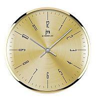 Lowell 14949G nástěnné hodiny, pr. 26 cm