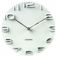 Nástěnné hodiny 5311WH Karlsson 42cm