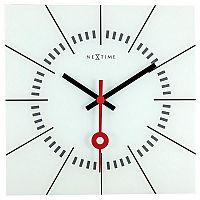 Nextime Stazione 8636wi nástěnné hodiny