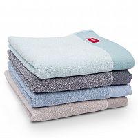 Night in Colours Froté ručník ANNIE- světle modrá 50x90 cm