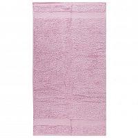 Night in Colours Ručník Olivia světle růžová, 50 x 70 cm, 50 x 90 cm