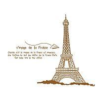 Samolepicí dekorace Eiffelova věž