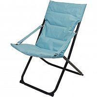 Skládací židle, modrá