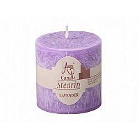 Stearinová svíčka Capri Levandule, 5 cm