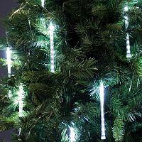 Světelný řetěz Padající kapky, 100 LED