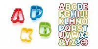 Tescoma Delícia Kids, Vykrajovátka abeceda, 34 ks