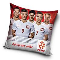 TipTrade Polštářek Polska Team, 40 x 40 cm