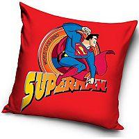 TipTrade Polštářek Superman red, 40 x 40 cm