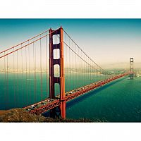 Up and Down Fototapeta Golden Gate Bridge, 232 x 315 cm
