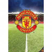 Up and Down Fototapeta Manchester United, 158 x 232 cm