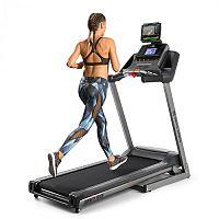 Capital Sports Infinity Track 2.0, běžecký pás, 5 HP, BT, aplikace Kinomap, LCD, šedý