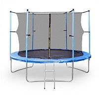 KLARFIT Rocketboy XXL, 305 cm trampolína, modrá