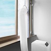 Klarstein těsnění oken pro mobilní klimatizace, 3,9 m, zip, upínací páska