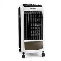 OneConcept Carribean Blue, 70W, chladič vzduchu, osvěžovač vzduchu, ventilátor, černý/bílý