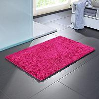 Koupelnová předložka Bologna růžová 60x100 cm růžová