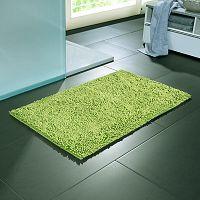 Koupelnová předložka Bologna zelená 60x100 cm zelená