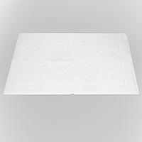 Koupelnová předložka Charles bílá 50x70 cm bílá
