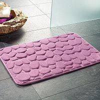 Koupelnová předložka London lila 50x80 cm fialová
