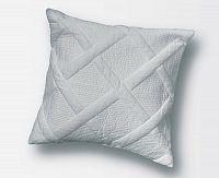 Povlak na polštář Dorra šedý 40x40 cm bavlna