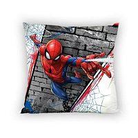 Povlak na polštářek Spider Man 40x40 cm barevná