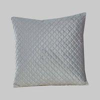 Povlak na polštářek Velvet šedý 2ks: 40x40 cm polyester