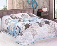 Přehoz Lace přehoz: 220x240 cm bavlna