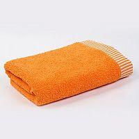 Ručník Paloma oranžový 50x90 cm, 500 g/m2 Ručník