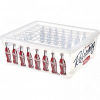 BOX s víkem - 10L - COCA COLA