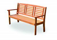 Wood 2709 Dřevěná zahradní lavice EDEN FSC - ROZBALENO