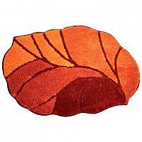 Grund GRUND Koupelnová předložka AOSTA oranžová Typ: 70x120 cm